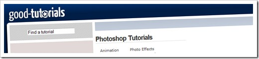 45 Photoshop Tutorial Sites