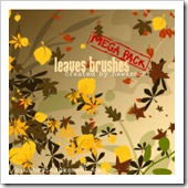 leaves-brush