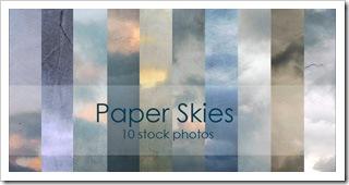 paper-skies