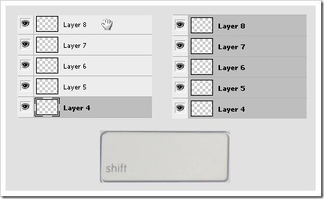 shift-layer