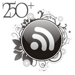 250+ Shiny and Free RSS Feed Icons