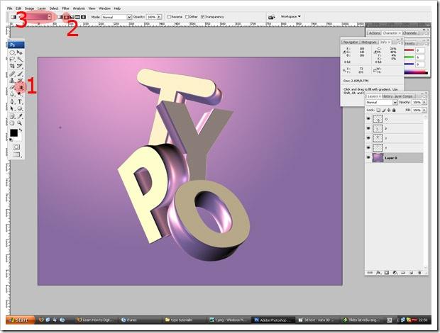 typo-gradient