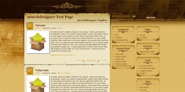 aspire-wordpress-theme