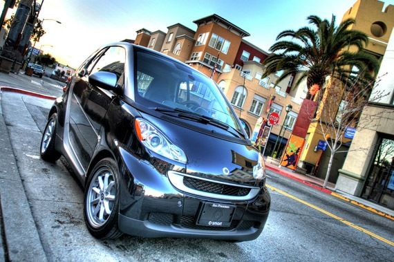 black-smart-car-hdr
