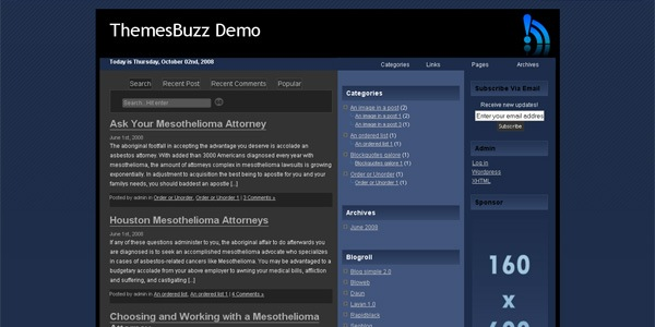 buzz-wordpress-theme