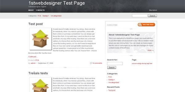 carrington-wordpress-theme