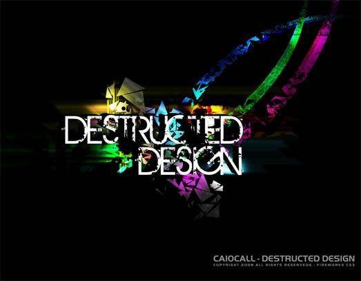 desctructed的设计