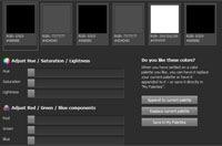 15个Web设计常用颜色及调色板