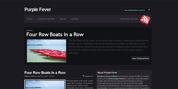fever-wordpress-theme