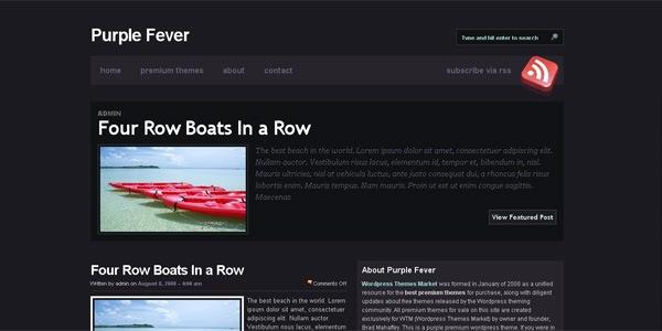 fever-wordpress-theme
