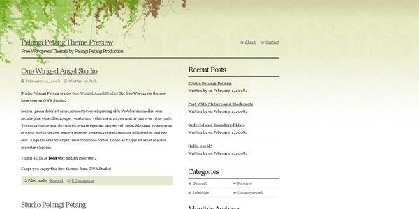 fine-wordpress-theme