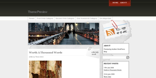 fresh-wordpress-theme