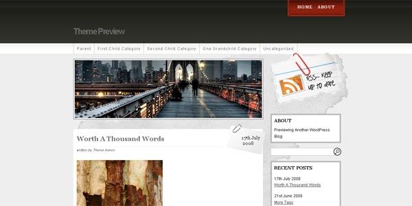 fresh-wordpress-theme