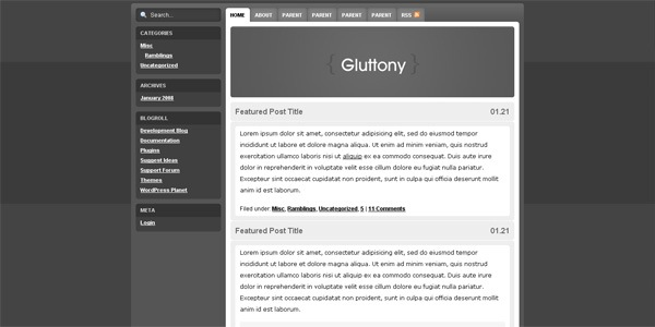 gluttony-wordpress-theme