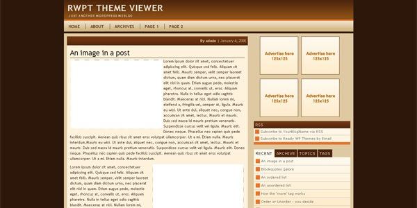 gradient-wordpress-theme