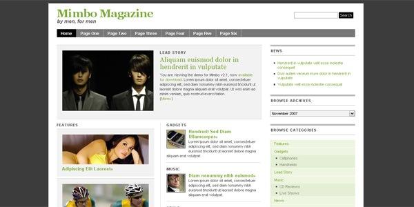 mimbo-magazine-wordpress-theme