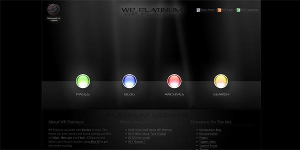 platinium-wordpress-theme