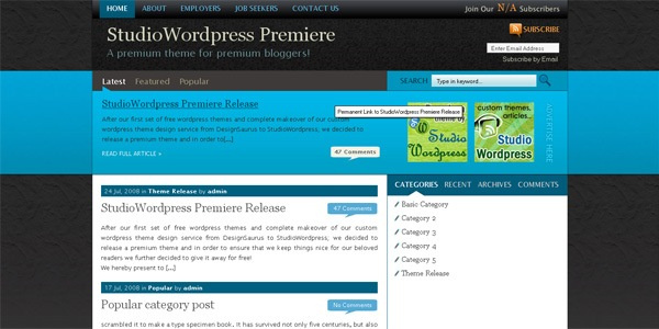 premier-wordpress-theme