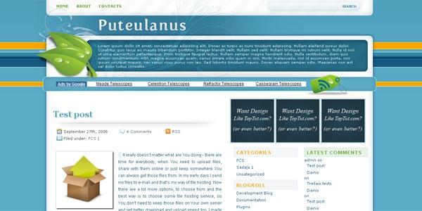 puteulanus-wordpress-theme