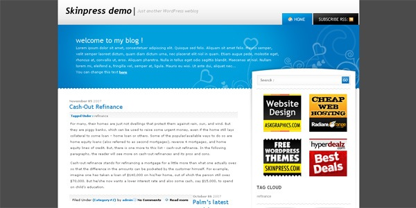 skinpress-wordpress-theme