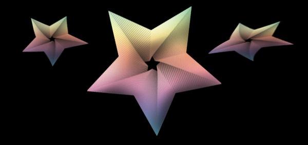 star-3d