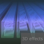 Amazing Illustrator 3D Effects And PS Brush Creation