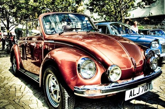 vintage-beetle-hdr