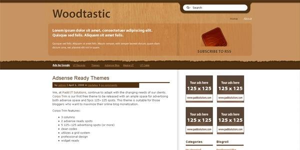 wood-wordpress-theme