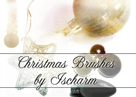 5_Christmas_Brushes