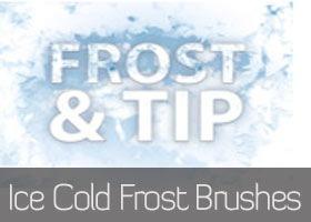 48 Brushs về Tuyết, Băng, Mùa đông, Giáng Sinh - Image 25