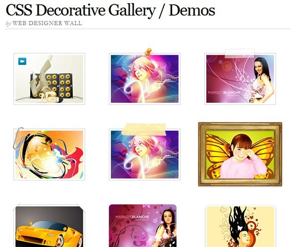 css-decorative-gallery