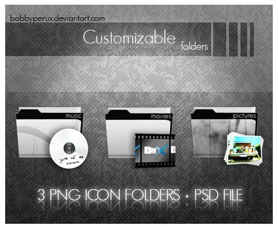 customizable-folders