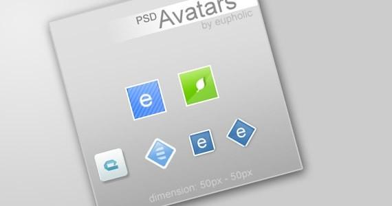 PSD_AvatarPack