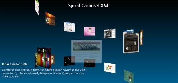 spiral-carousel