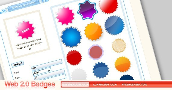 web20badges