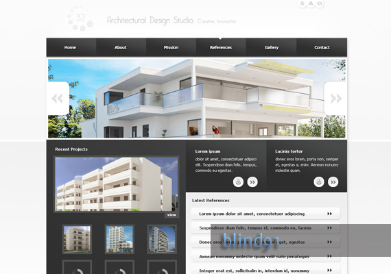 Page not found error 404 web design professionals for Architecture design websites free