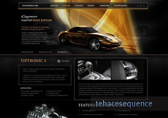 car-web-design-inspiration