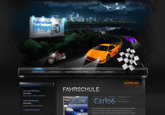 car-website-design-inspirational