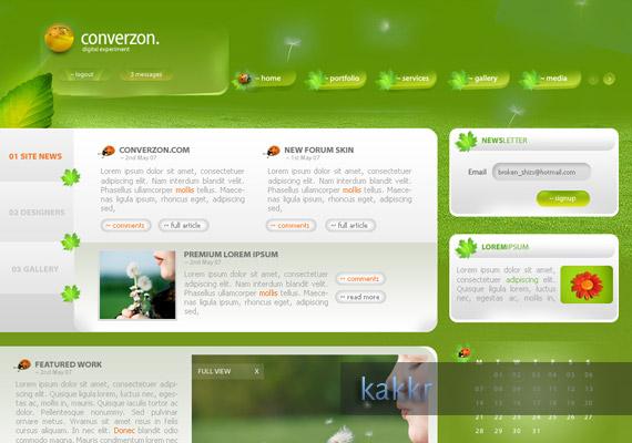 Converzon web-design-inspiration