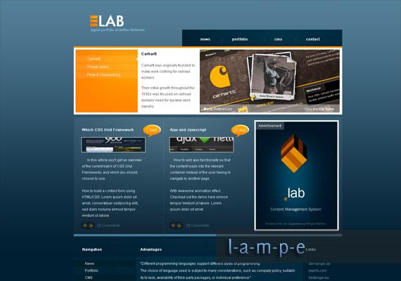 eLab design-inspiration