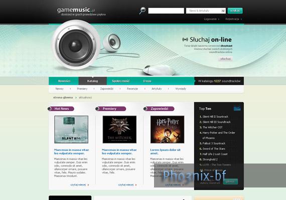 gamemusic-design-inspiration