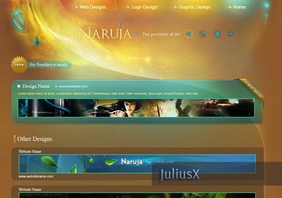 naruja-web-design-inspiration
