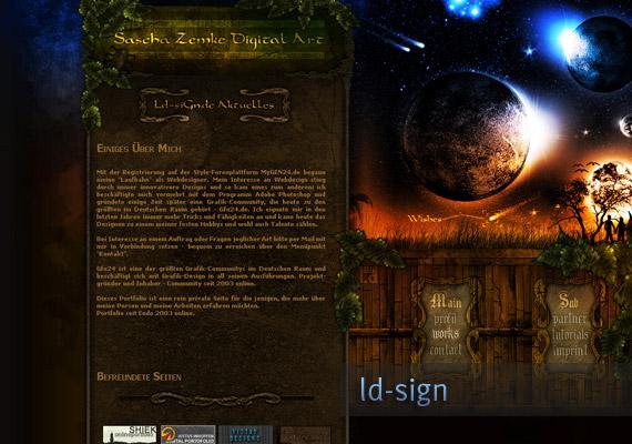 Nature digital-art-design-inspiration