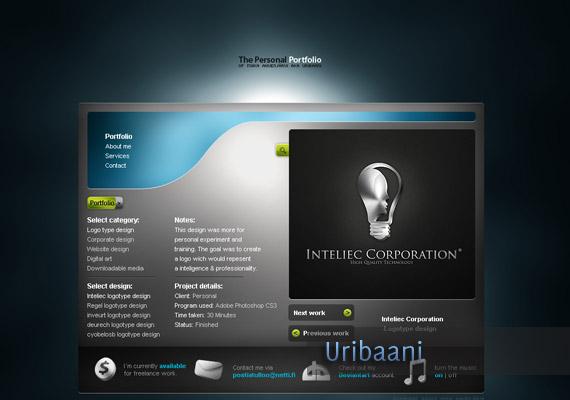 personal-portfolio-website-design