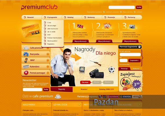 Premium Club design-inspiration