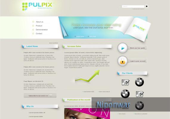 pulpix-creative-website-design