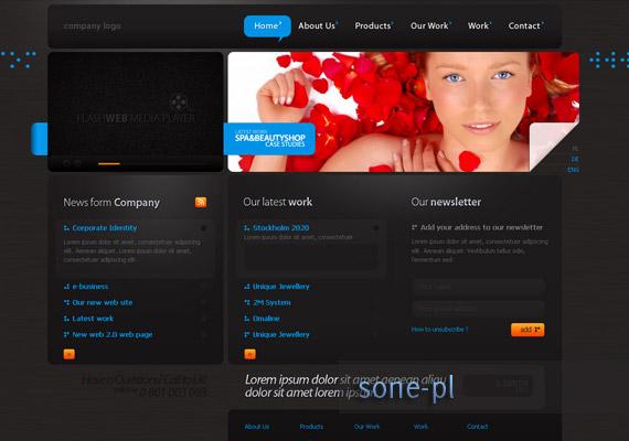 Simple Web Page Design