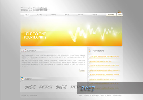 sports sensing design-inspiration