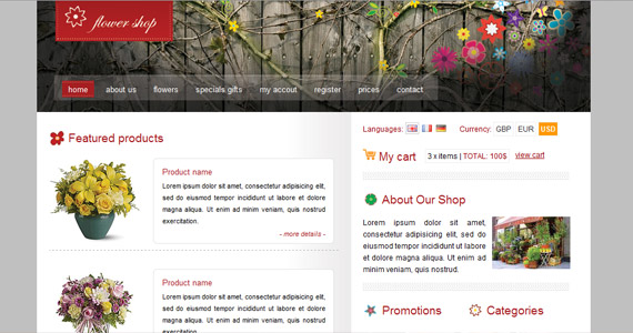 flower-shop-xhtml-css-template