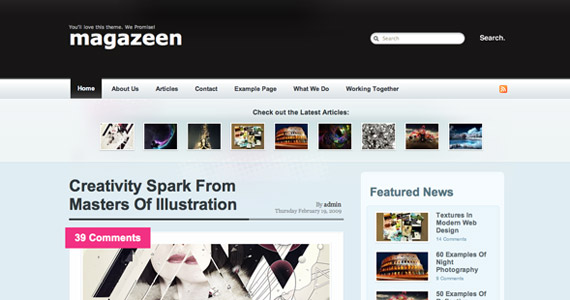 magazeen-professional-wordpress-theme